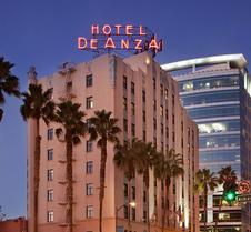 德安扎酒店