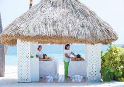 自然公园海滩和温泉生态度假村 - 式 - 蓬塔卡纳 - 水疗中心