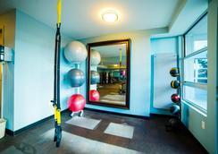 费加罗套房公寓 - 洛杉矶 - 健身房