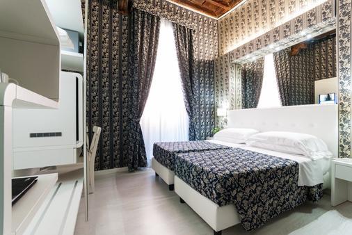 瑞拉伊斯特维 95 号精品酒店 - 仅供成人入住 - 罗马 - 睡房