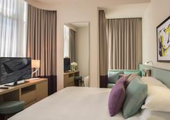 首都中心罗塔纳公寓式酒店 - 阿布扎比 - 睡房