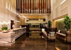 首都中心罗塔纳公寓式酒店 - 阿布扎比 - 大厅