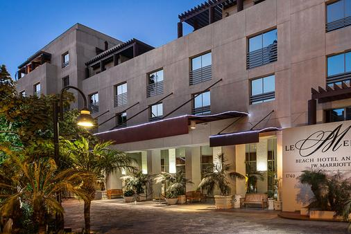 圣莫尼卡莫里哥特jw万豪酒店 - 圣莫尼卡 - 建筑
