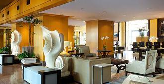 圣莫尼卡莫里哥特jw万豪酒店 - 圣莫尼卡 - 大厅