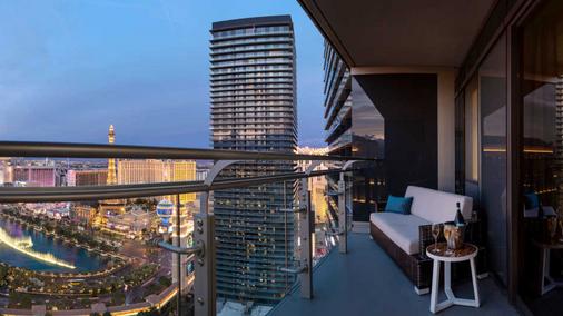 拉斯维加斯大都会酒店 - 拉斯维加斯 - 阳台
