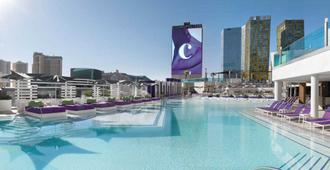 拉斯维加斯大都会酒店 - 拉斯维加斯 - 游泳池
