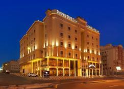 达兰希尔顿逸林酒店 - 阿可贺巴 - 建筑