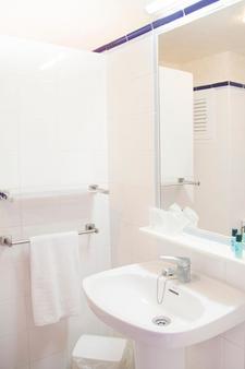 宏泰天堂海滩酒店 - 仅限成人 - Santa Eulària des Riu - 浴室