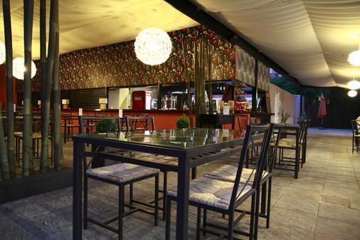 宏泰天堂海滩酒店 - 仅限成人 - Santa Eularia des Riu - 酒吧