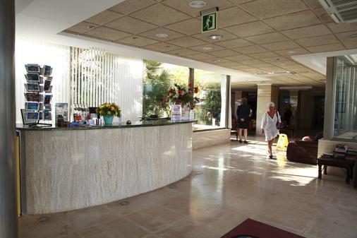 宏泰天堂海滩酒店 - 仅限成人 - Santa Eularia des Riu - 大厅