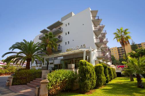 百慕大费格斯酒店 - 帕尔马诺瓦 - 建筑