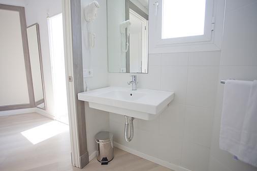 百慕大费格斯酒店 - 帕尔马诺瓦 - 浴室