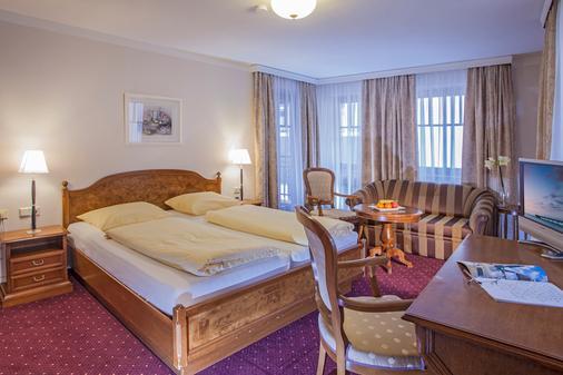 法纳西默克酒店 - 滨湖采尔 - 睡房