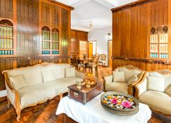 Kumarakom Wood Castle Serviced Appartments - 库姆阿拉康 - 休息厅