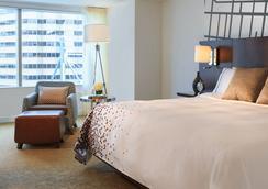 多伦多市中心万丽酒店 - 多伦多 - 睡房