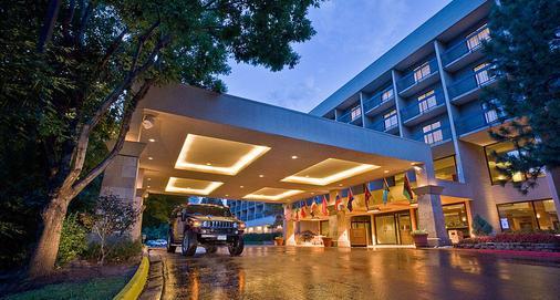 丹佛技术中心万豪酒店 - 丹佛 - 建筑