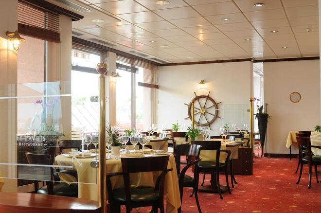 布里斯托尔水疗酒店 - 蒙特勒 - 餐馆