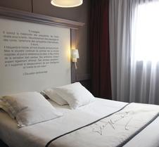 最佳西方古斯塔夫福楼拜文学酒店