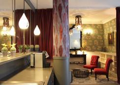 贝斯特韦斯特里特来热古斯塔夫福楼拜酒店 - 鲁昂 - 休息厅
