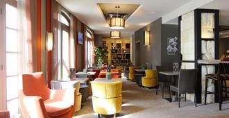 波尔多圣让贝斯特韦斯特酒店 - 波尔多 - 休息厅