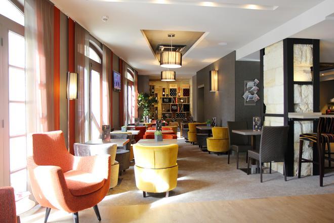 圣约翰站贝斯特韦斯特Plus酒店 - 波尔多 - 休息厅