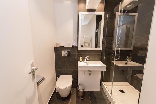 圣约翰站贝斯特韦斯特Plus酒店 - 波尔多 - 浴室