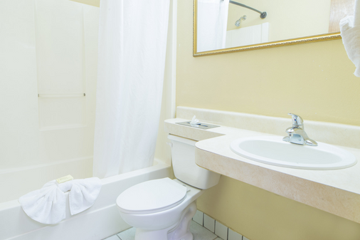 好客旅馆- 杰克逊维尔 - 杰克逊维尔 - 浴室
