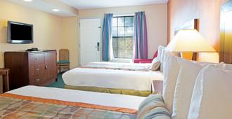 好客旅馆- 杰克逊维尔 - 杰克逊维尔 - 睡房