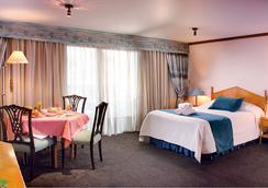 Hotel Embajador - 蒙得维的亚 - 睡房