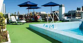 大使酒店 - 蒙得维的亚 - 游泳池