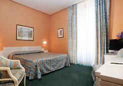 罗马帕特里亚酒店 - 罗马 - 睡房