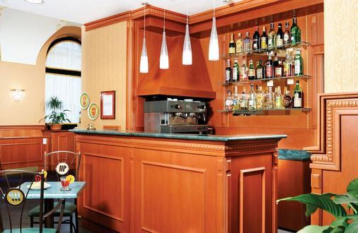 罗马帕特里亚酒店 - 罗马 - 酒吧