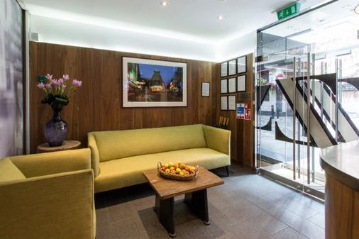 苏荷Z酒店 - 伦敦 - 客厅