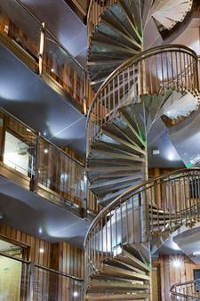 苏荷Z酒店 - 伦敦 - 楼梯