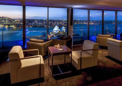 悉尼洲际酒店 - 悉尼 - 休息厅