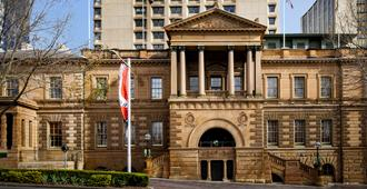 悉尼洲际酒店 - 悉尼 - 建筑