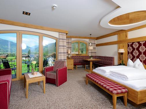 帕艾姆斯特奥雷酒店 - 迈尔霍芬 - 睡房