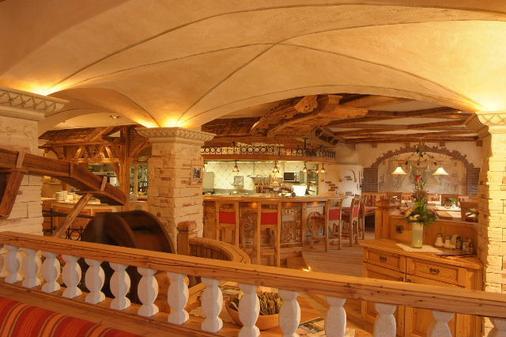 帕艾姆斯特奥雷酒店 - 迈尔霍芬 - 酒吧