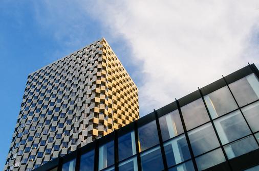 地拉那广场酒店 - 地拉那 - 建筑