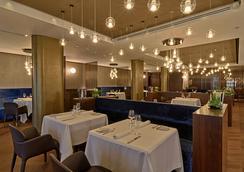 地拉那广场酒店 - 地拉那 - 餐馆
