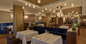 地拉那玛丽蒂姆广场酒店 - 地拉那 - 餐馆