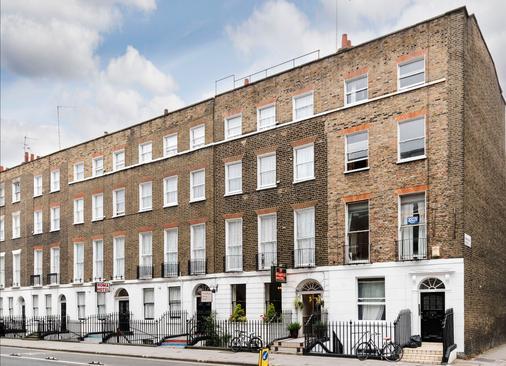 圣亚詹斯酒店 - 伦敦 - 建筑