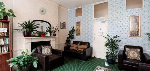 圣亚詹斯酒店 - 伦敦 - 休息厅