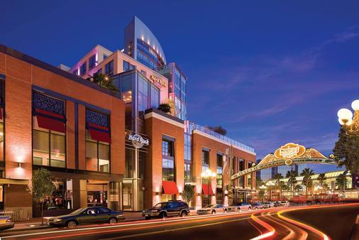 圣地亚哥硬石酒店 - 圣地亚哥 - 建筑