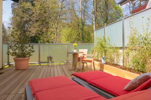 罗森维拉酒店 - 萨尔茨堡 - 阳台