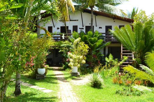棕榈木屋村旅馆 - 莫罗圣保罗 - 建筑