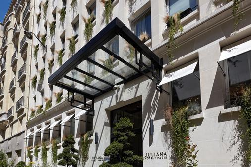 巴黎茱莉亚娜酒店 - 巴黎 - 建筑