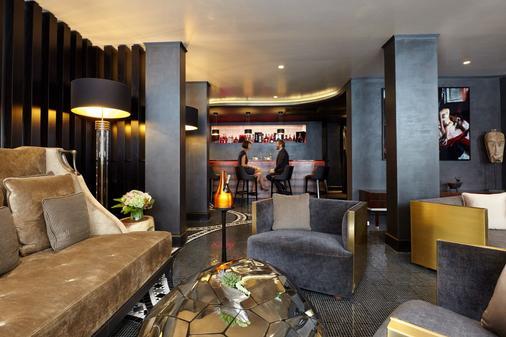 巴黎茱莉亚娜酒店 - 巴黎 - 酒吧
