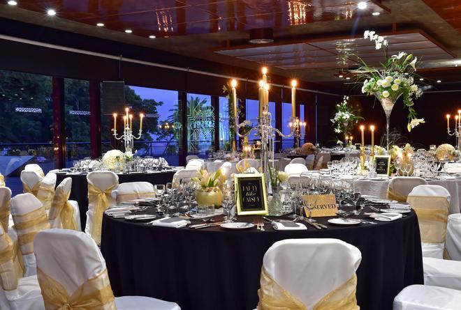 佩斯塔纳赌场公园酒店和赌场 - 丰沙尔 - 宴会厅