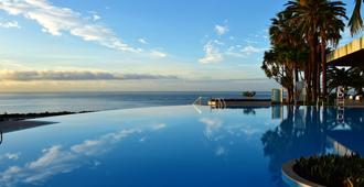 佩斯塔纳赌场公园酒店&赌场 - 丰沙尔 - 游泳池